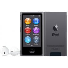 Apple iPod nano 16GB - Space hall MKN52PL/A