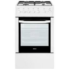 Pliit BEKO CSM52324DW Gas-electric cooker