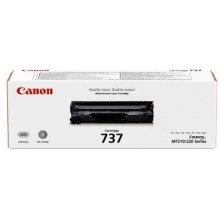 Тонер Canon TONER чёрный 2.4K 737/9435B002