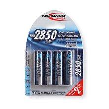 Ansmann 1x2 NiMH rech. батарея 2850 Mignon...