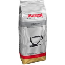 Caffe Musetti 1000 g, Coffee beans, 73%...