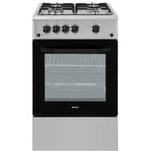 Pliit BEKO Gas cooker CSG52020FX