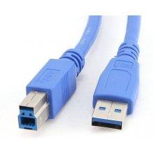 Gembird USB 3.0 kaabel AM-BM, 0.5m