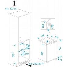 Холодильник BEKO B 1801 (EEK: A+)