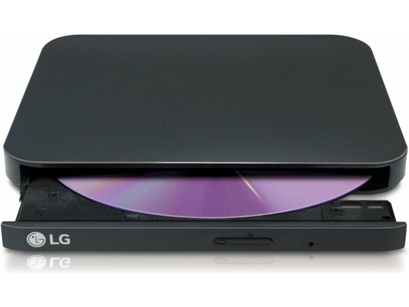 LG DVD-RW REC External Slim GP95EB70 Android app