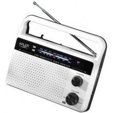 Радио ADLER Radio AD 1132 белый