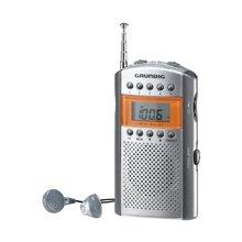 Радио Grundig Mini 62 серебристый