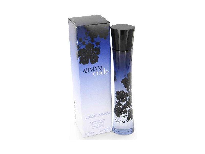 82568320261 Giorgio Armani Armani Code Women 75ml - Eau de Parfum for Women ...