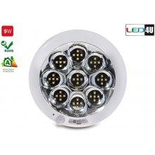 Maclean Ceiling LED4U pir