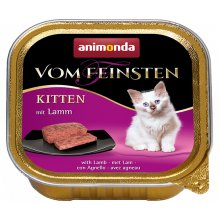 Animonda Vom Feinsten KITTEN lambaliha 100g