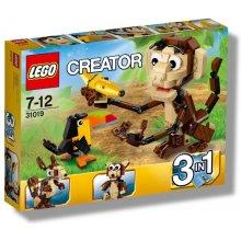 LEGO Creator Zawadiackie zwierzęta