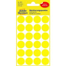 Avery Zweckform Marking dots,diameter 18mm...