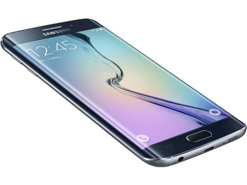 f4a643ed355 Mobiiltelefon Samsung Galaxy S6 edge 32GB... Tootefotod võivad olla  illustratiivse tähendusega