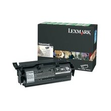 Tooner Lexmark T654X04E Return Toner must