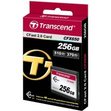 Флешка Transcend CFast 2.0 CFX650 256GB