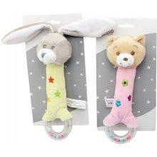 Axiom uus Baby Bunny Rattle 20 cm