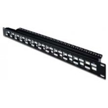 DIGITUS Modulares Patch Panel, 24-Port