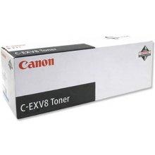 Тонер Canon C-EXV8 голубой, голубой