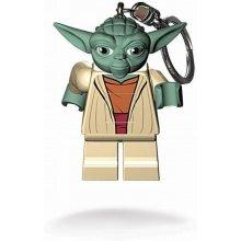 LEGO Yoda Led Key Chain