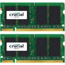 Mälu Crucial DDR3 SODIMM 32GB/1866(2 *16GB)...