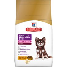Hill's Canine Adult Small & Miniature...
