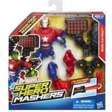 HASBRO Super Hero Mashers, утюг Patriot
