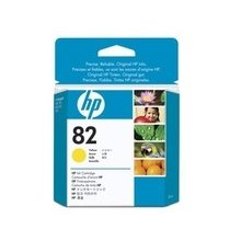 Tooner HP tint CARTRIDGE kollane NO.82/28ML...