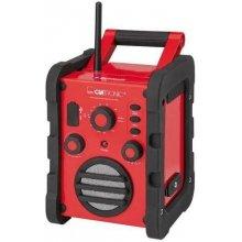 Радио Clatronic BR 835 BT красный