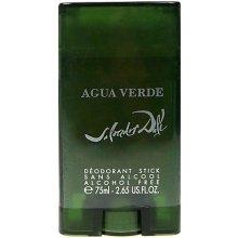 Salvador Dali Agua Verde 75ml - Deodorant...