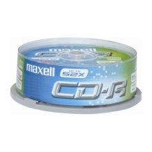 Toorikud Maxell ketas cd-r 700MB 52x cake 25