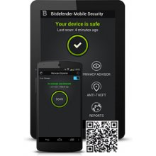 BitDefender Mobile Security for Android 1Y...