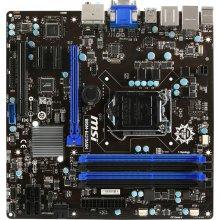Материнская плата MSI MB B85M-E43 DASH (B85...