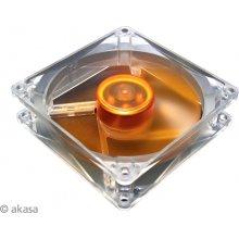 AKASA 9.2cm Amber Series чехол Fan, 92 x 92...