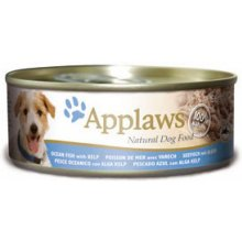 Applaws konserv Ocean fish & Kelp 16x156g