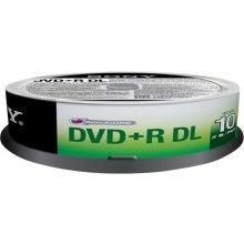 Диски Sony DVD+R DL, 10, 8.5, DVD+R двойной...