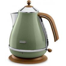 Чайник DELONGHI Kettle KBOV2001GR зелёный...