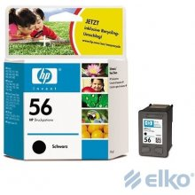 Tooner HP 56 Black Inkjet Print Cartridge 56...
