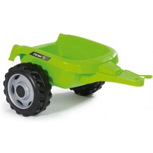 SMOBY XL Tractor roheline