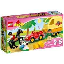 LEGO DUPLO Przyczepa dla koni
