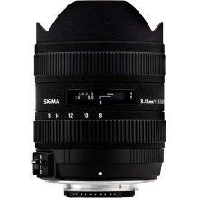 Sigma 8-16mm F4.5-5.6 DC HSM Nikon