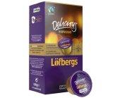 Капсулы Löfbergs Lila 16 x 8 гр эспрессо -...