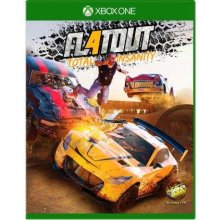 Игра Microsoft GAME FLATOUT 4: TOTAL...