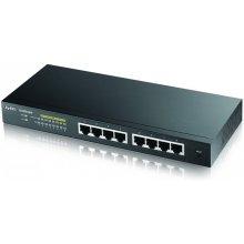 ZYXEL Switch 8x GE GS1900-8HPv2 8x PoE Ports