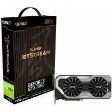 Videokaart PALIT GeForce GTX1080 Super...