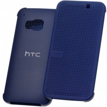 HTC Dot View for One M9 blue