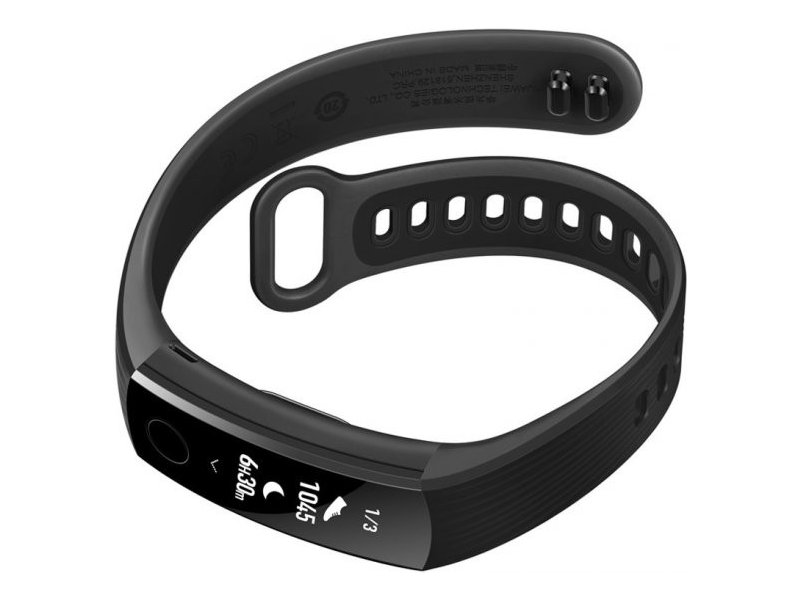 HUAWEI activity tracker Honor Band 3, carbon black