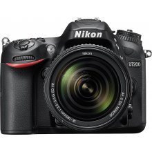 Фотоаппарат NIKON D7200 + 18-140VR