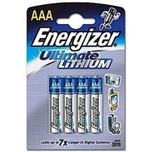 ENERGIZER Ultimate литий AAA Batterie 1,5 V...