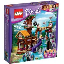 LEGO Friends 41122 Adventure Camp Tree House