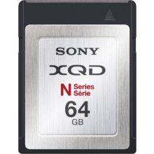 Флешка Sony XQD память Card N 64GB